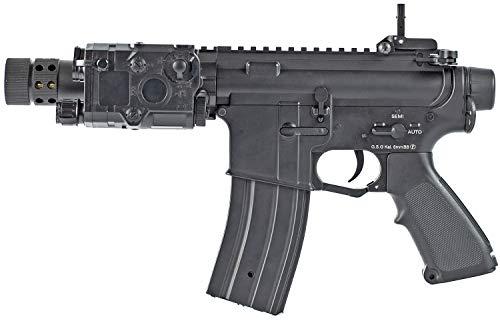 Nick and Ben Replica Softair Deko Maschinengewehr Metall Gewehr Vollmetall 1 zu 1 Nachbau