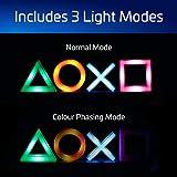 Immagine 1 paladone pp4140ps lampada playstation icons