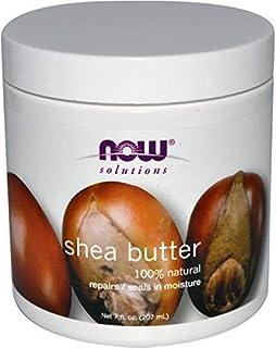 زبدة شيا طبيعية 100%  بدون رائحة SHEA BUTTER