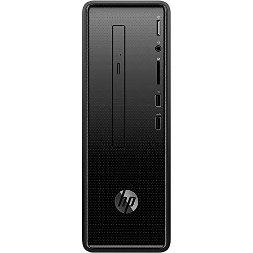 Hp Slimline i7 Six-Core Premium Performance Pro Flagship 2018 Newest Desktop, 8th Gen Intel i7-8700 up to 4.6 GHz, 16GB DDR4 RAM, 1TB 7200RMP HDD, DVD, Wireless-AC, HDMI, Bluetooth, Windows 10