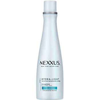 Nexxus Hydra-Light Weightless Moisture Shampoo Shampoo for Oily Hair Replenishing Silicone free 13.5 oz