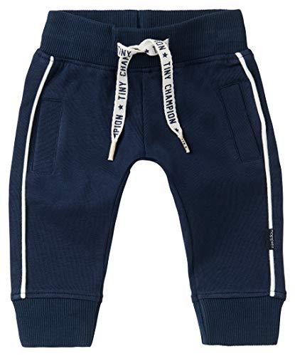 Noppies Baby-Jungen B Regular fit Pants Etwatwa Hose, Peacoat-P590, 80