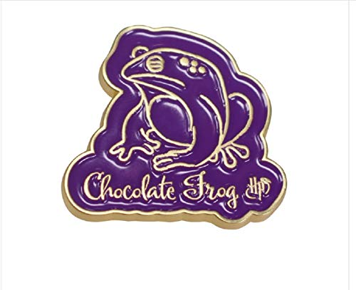 Harry Potter - Pin Badge Emaille - Chocolade Kikker