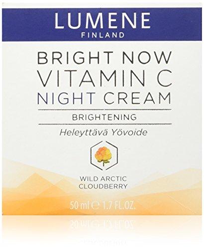 Lumene Bright Now Vitamin C Night Cream 1.7 Fl Oz by AB