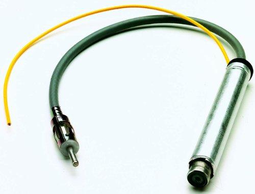 Phonocar 8/533 Câble Adaptateur antenne Audi/Fiat/Volkswagen Multicolore