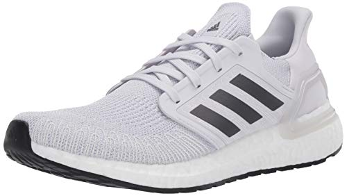 adidas Men's Ultraboost 20 Running Shoe, dash Grey/Grey five/ftwr White, 9.5 M US