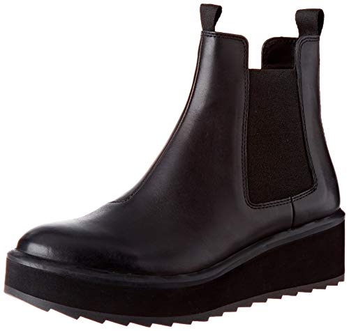 G-STAR RAW Damen Rackam WMN Chelsea Boots, Schwarz (Black 990), 37 EU