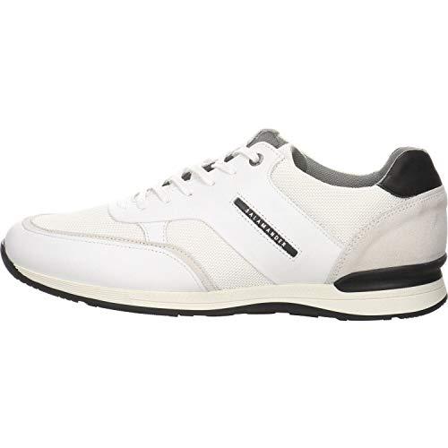 Salamander Herren Sneaker Avato Offwhite Gr. 45