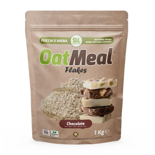 OatMeal Flakes - Fiocchi di avena al Cioccolato Sacchetto 1Kg