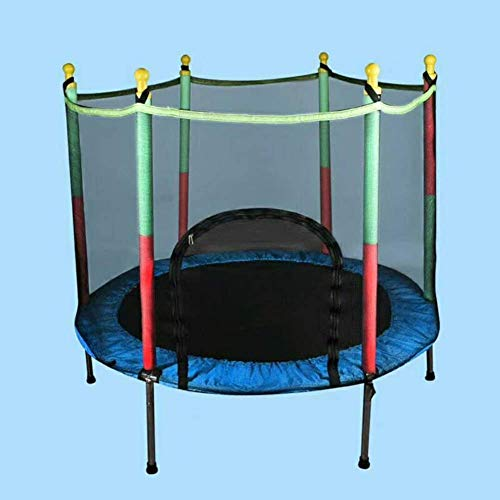 Yuany Mini Trampoline - Beste Indoor Kinder Fitness Trampoline voor Sport Training & Gewichtsverlies