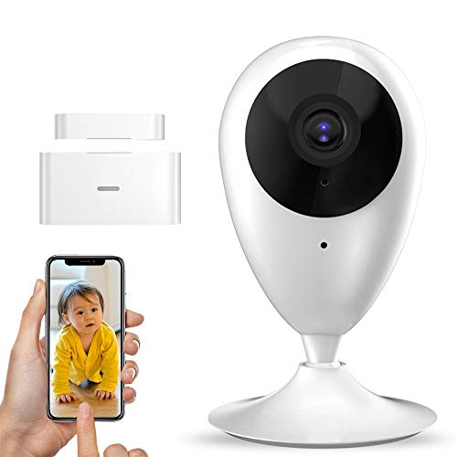 Wireless Security Camera System with Motion Detection, 1080P HD WiFi Home Surveillance Camera Alarm Baby Monitor with Audio【4 Piece kit,2020 Update】