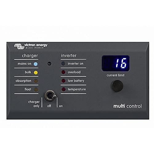 Victron Energy 200/200 amp Digital Multi Control Panel GX