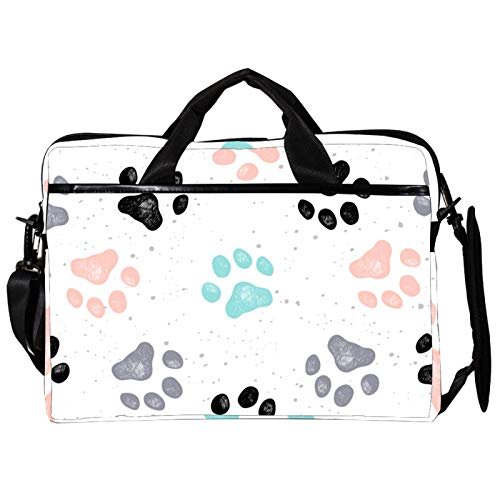 Computer Bag Paws Suitable for MAC Computers Men and Women Handbags : 13.4 inch-14.5 inch