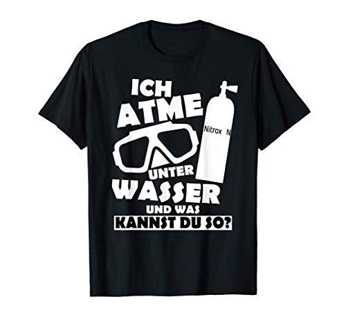 Taucher Design Lustiger Scuba Diver...