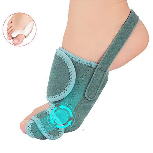 Orthopedische Bunion Corrector-spalk voor eeltknobbels, Hallux Valgus, artritis, pijn in de voeten, stijltang voor grote teen en correctieriem voor kleine teen