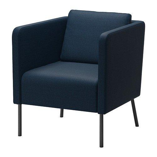 IKEA EKERÖ Sessel Skiftebo dunkelblau