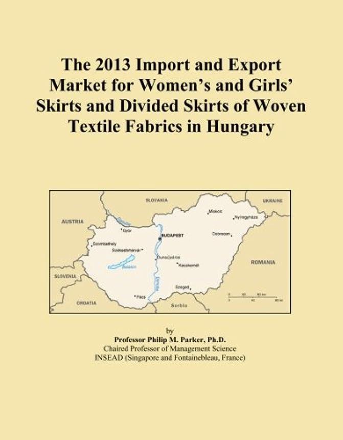 製造業七時半素晴らしい良い多くのThe 2013 Import and Export Market for Women's and Girls' Skirts and Divided Skirts of Woven Textile Fabrics in Hungary