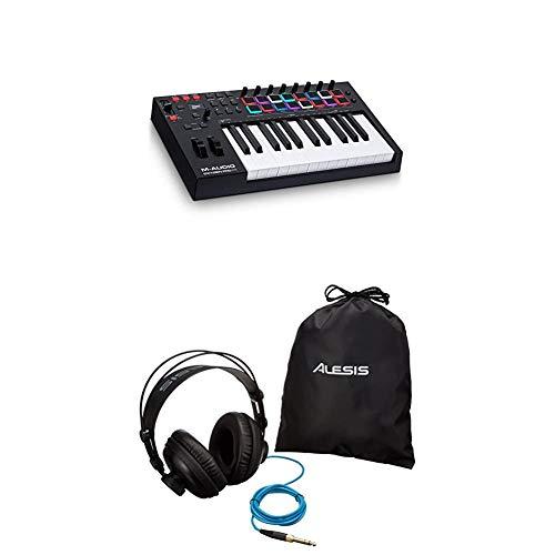 M-Audio Oxygen Pro 25 + Alesis SRP100 - Teclado Controlador...