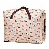 Bolsa de almacenamiento debajo de la cama Oxford Algodón Edredón Bolsa de almacenamiento Edredón Bolsa de...