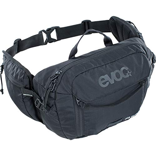 evoc und Hip Pack Pro 3 Hüfttasche Bauchtasche für Bike-Touren & Trails Packs,...
