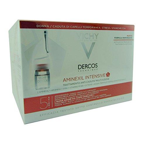 Dercos Aminexil Clinical 5 Donna 42monodose