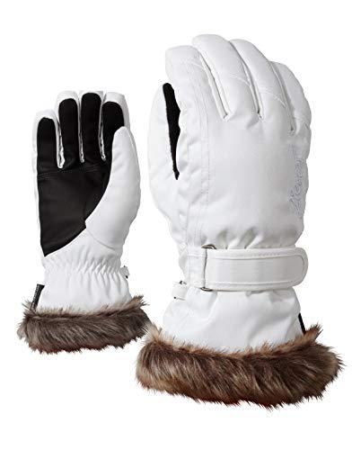 Ziener Gloves Kim Guantes De Esquí De Mujer,...