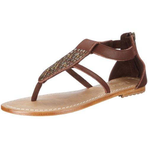 Mystique 2486, Damen, Sandalen/Fashion-Sandalen, Braun (brown), EU 36 (US 5)