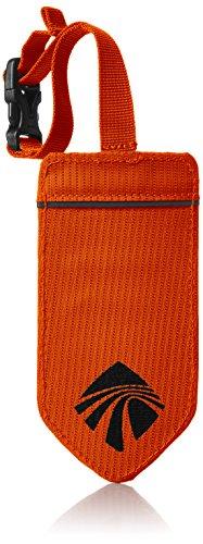Eagle Creek Reflective Luggage Tag, Flame Orange, One Size