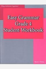 Easy Grammar 4 Paperback