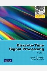 Discrete-Time Signal Processing: International Edition Paperback