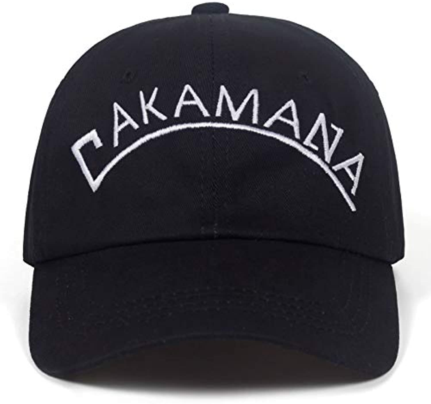 AAMOUSE New Letter Embroidery Baseball Cap Cotton Men Women Hats Hip hop Outdoor dad for Sun