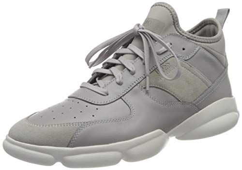 Boss Rapid_hito_ltne, Zapatillas Hombre, Light/Pastel Grey50, 43 EU