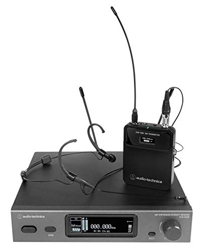 Great Price! Audio-Technica 3000 Series Wireless System Wireless Microphone System Headworn Mic (ATW...