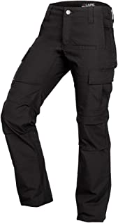LA Police Gear Women's Mechanical Stretch Ops Tactical Cargo Pants