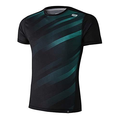 42K Running - Camiseta técnica Elements 100% reciclada Earth Hombre XXL