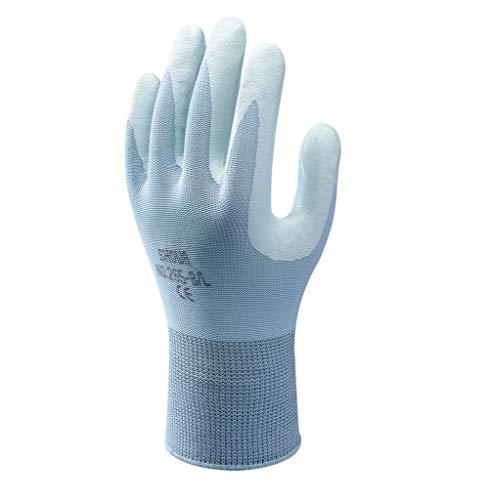 Showa Präzisions-Handschuhe 265 7 Hellblau