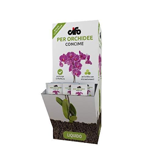 Concime liquido per Orchidee – Cifo [2,5 ml – bustina monodose]
