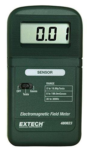 Extech Messgerät für elektromagnetische Feldstärke und extreme Niederfrequenz, 1 Stück, 480823