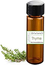 [Buy Two Get One Free] purelyBlack 100% Pure Essential Oil 10ml - Lavender, Lemon, Peppermint, Lemongrass, Frankincense, Patchouli, Orange and MORE (THYME Essential Oil)