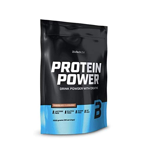 Biotech USA Protein Power - 1 kg Chocolate