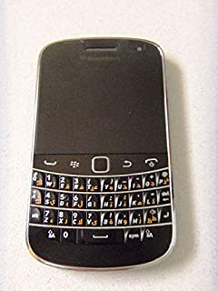 BlackBerry Bold Touch 9900 (8 GB, WiFi, Black)