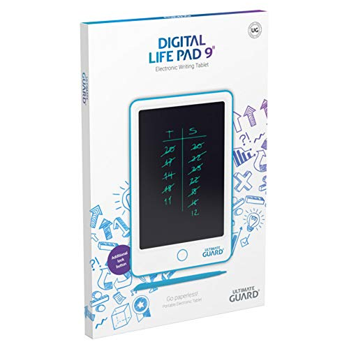 Ultimate Guard UGDP010090 Almohadilla de Vida Digital de 9 Pulgadas