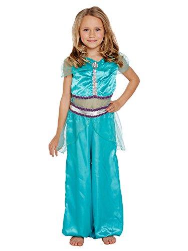 FANCY DRESS CHILD ARABIAN PRINCESS MEDIUM 7-9 YRS by Henbrandt