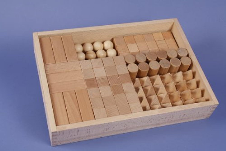 Geometrische-Krper-Set in der Buchekiste