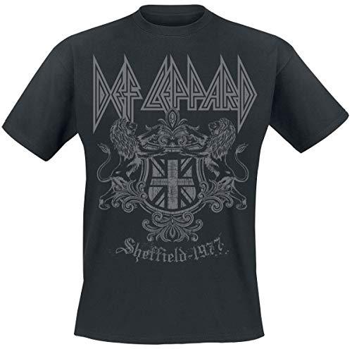 DEF Leppard - Sheffield 1977 T-Shirt (XL)