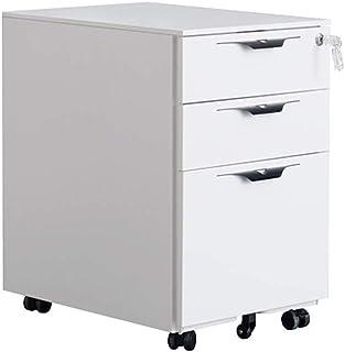 Armoires Casier de Cabinet de données de Cabinet en métal de classeur de Bureau avec Le classeur de Cabinet de Serrure (Co...