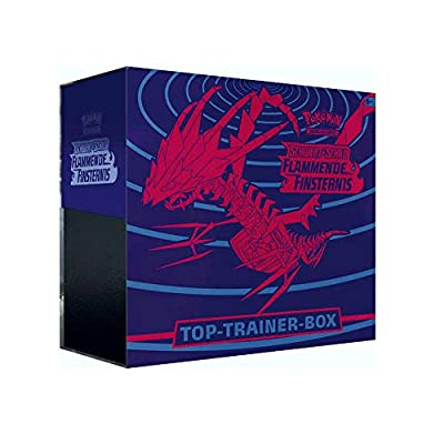 The Pokémon Company International- Pokémon POK 03 Top Trainer Box - Espada y Escudo, 0 (45212) por The Pokémon Company International
