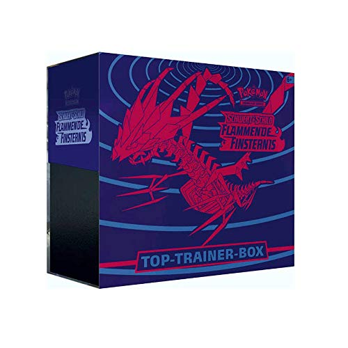The Pokémon Company International 45212 Pokémon POK Schwert & Schild 03 Top-Trainer Box