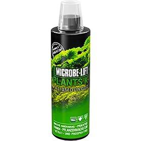 MICROBE-LIFT Plants K – Flüssiger Kalium-Dünger für Aquariumpflanzen
