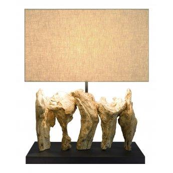 Lampe bois flotte SOCRATE